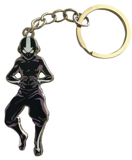 AVATAR THE LAST AIRBENDER AANG FULL BODY AVATAR KEYCHAIN (C:
