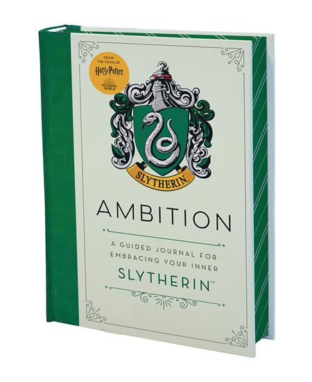 HARRY POTTER AMBITION GUIDED JOURNAL (C: 1-1-0)
