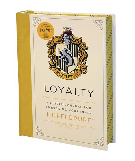 HARRY POTTER LOYALTY GUIDED JOURNAL (C: 1-1-0)