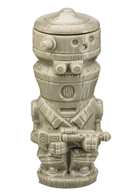 STAR WARS THE MANDALORIAN IG-11 GEEKI TIKI MUG (C: 1-1-0)