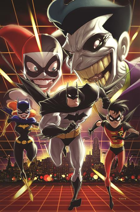 BATMAN THE ADVENTURES CONTINUE #6 (OF 7) CVR B KAARE ANDREWS VAR