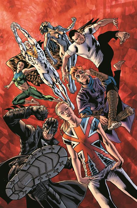 AUTHORITY BOOK ONE TP