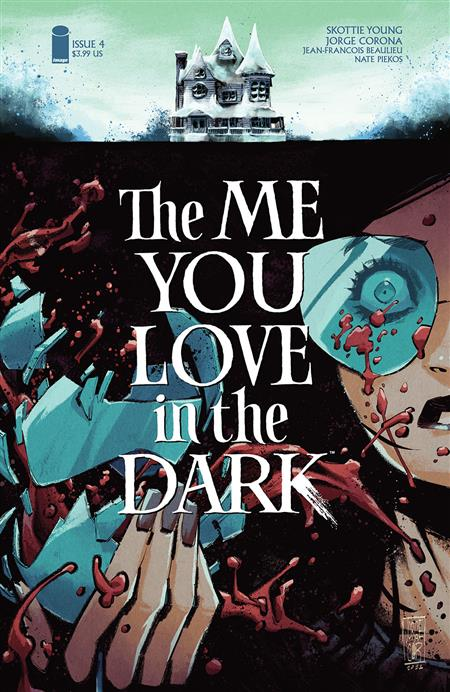 ME YOU LOVE IN THE DARK #4 (OF 5) (MR)