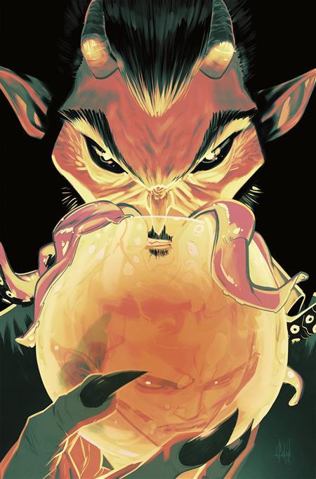 LUCKY DEVIL #4 (OF 4)