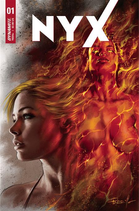 NYX #1 CVR A PARRILLO