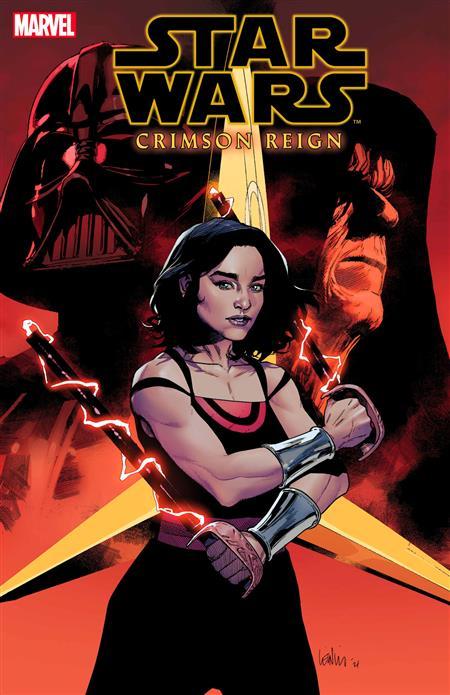 STAR WARS CRIMSON REIGN #1 (OF 5)
