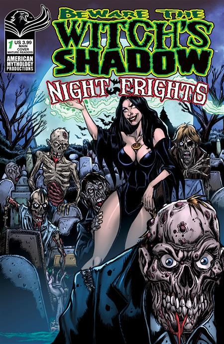 BEWARE THE WITCHS SHADOW NIGHT FRGHTS #1 CVR A CALZADA (MR)