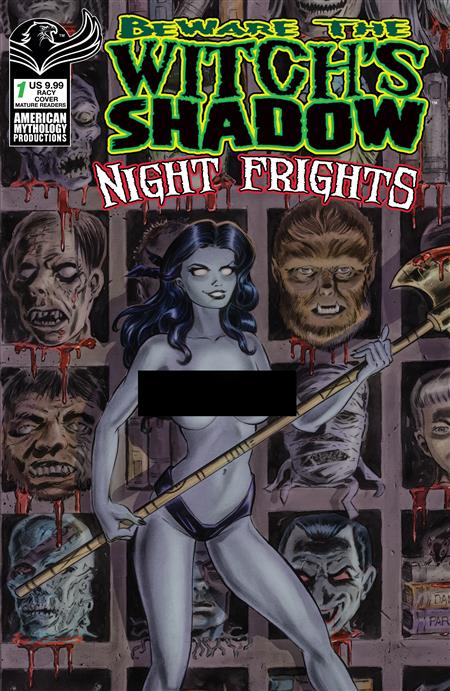 BEWARE THE WITCHS SHADOW NIGHT FRGHTS #1 CVR C RACY (MR)
