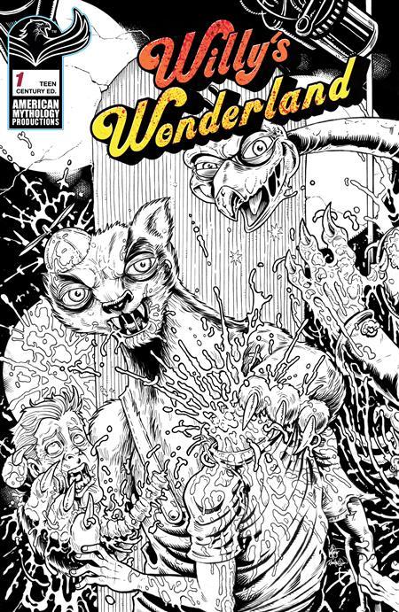 WILLYS WONDERLAND #1 CENTURY EDITION (MR)