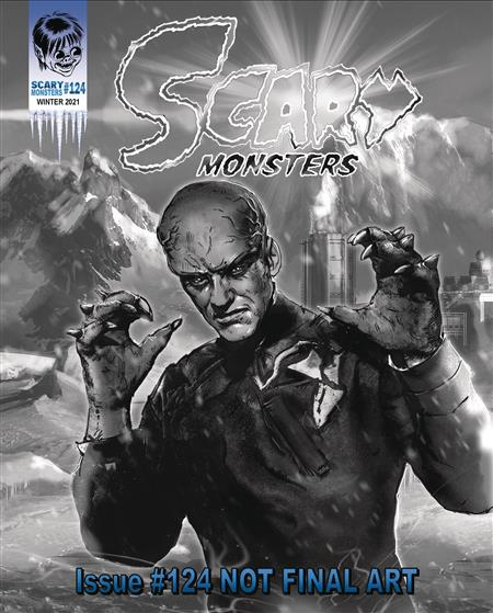SCARY MONSTERS MAGAZINE #124 (C: 0-1-1)