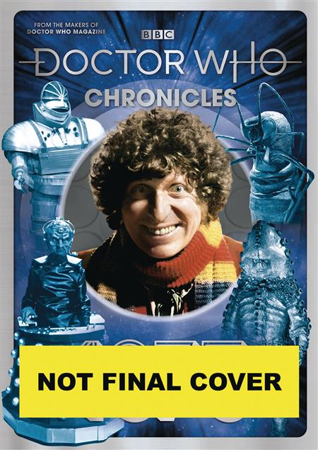 DOCTOR WHO CHRONICLES TP VOL 03