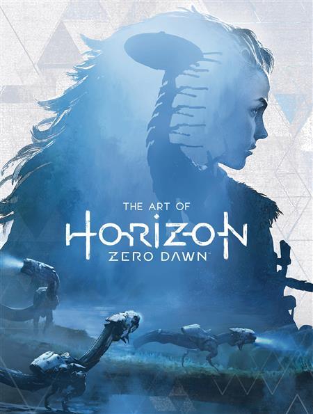 ART OF HORIZON ZERO DAWN HC