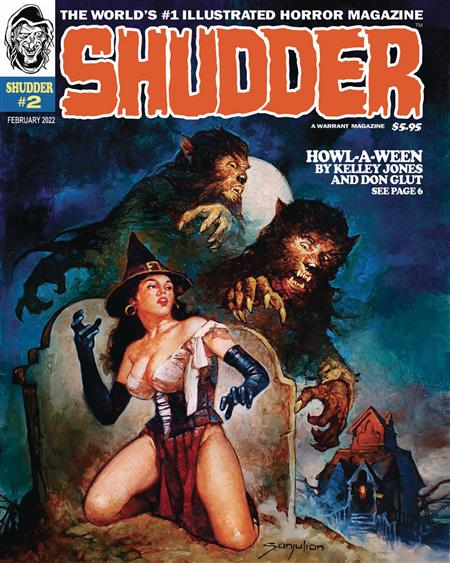 SHUDDER MAGAZINE #2