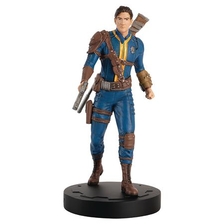 FALLOUT FIGURINES THE OFFICIAL COLLECTION #1 THE SOLE SURVIV