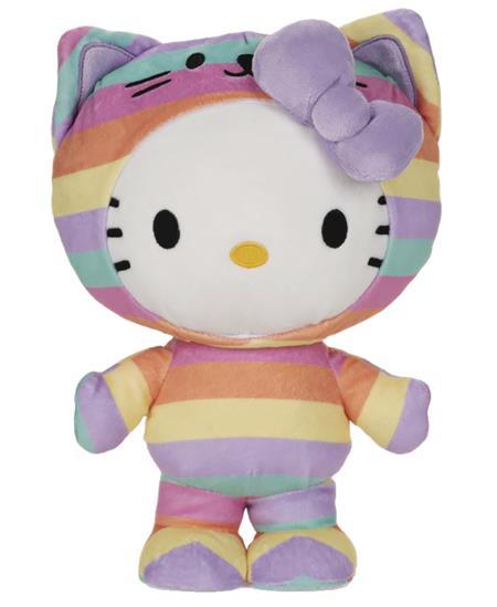 HELLO KITTY RAINBOW KITTY 9.5IN PLUSH (C: 1-1-2)