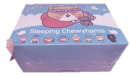 LAMTOYS SLEEPING CHEWYHAMS SERIES1 6PC BMB DS (Net) (C: 1-1-
