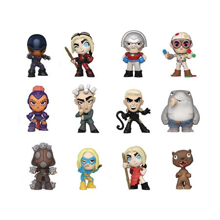 MYSTERY MINIS SUICIDE SQUAD 2021 12PC DISPLAY CASE (C: 1-1-1