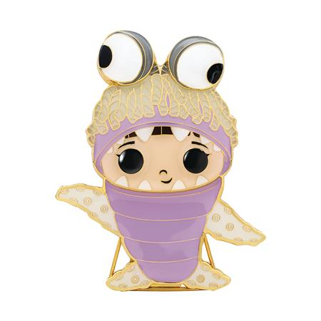 POP PIN MONSTERS INC BOO IN MONSTER SUIT W/ CHASE (C: 1-1-2)