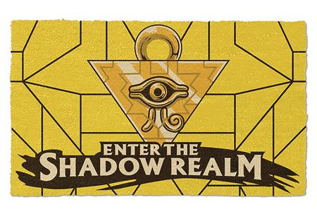 ANIME YUGIOH ENTER THE SHADOW REALM DOORMAT (C: 1-1-2)