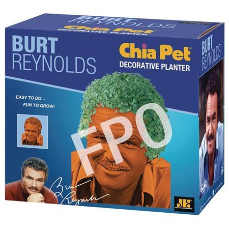 CHIA PET BURT REYNOLDS (C: 1-1-2)