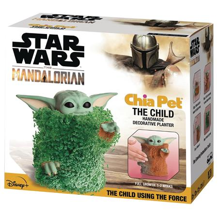 CHIA PET STAR WARS THE CHILD USING THE FORCE (C: 1-1-2)