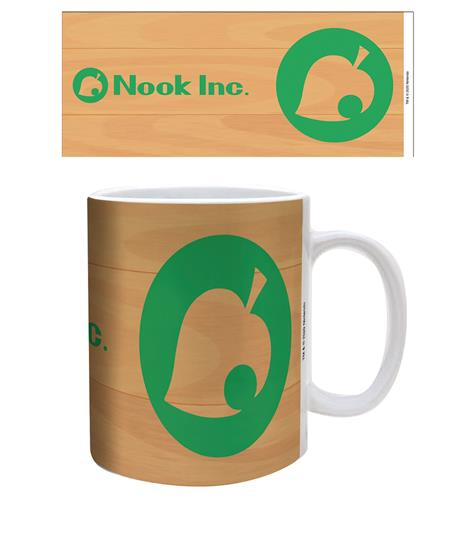 ANIMAL CROSSING NEW HORIZONS NOOK INC MUG (C: 1-1-2)