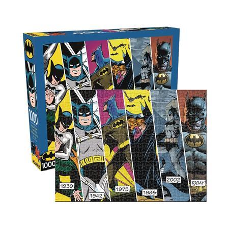 DC COMICS BATMAN TIMELINE 1000PC PUZZLE (C: 1-1-2)