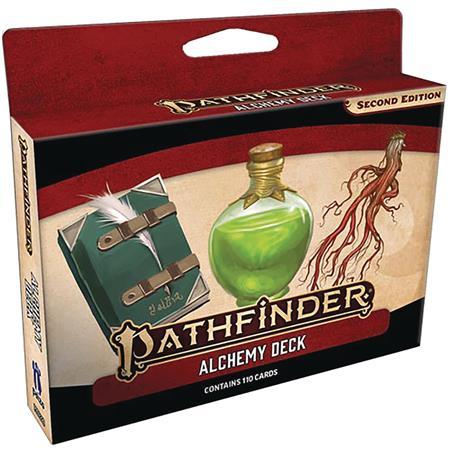 PATHFINDER ALCHEMY DECK (P2) (C: 0-1-2)