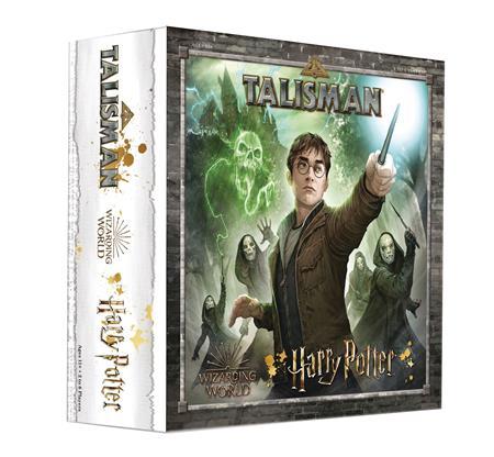 HARRY POTTER TALISMAN ED BOARD GAME (C: 0-1-2)