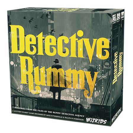 DETECTIVE RUMMY (C: 0-1-2)