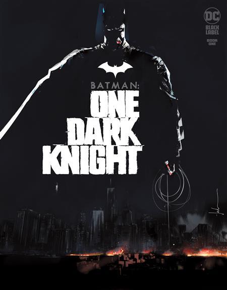BATMAN ONE DARK KNIGHT #1 (OF 3) CVR A JOCK (MR)