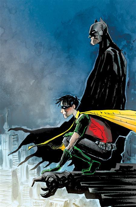ROBIN & BATMAN #1 (OF 3) CVR B JEFF LEMIRE VAR