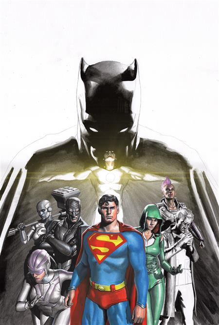 BATMAN SUPERMAN AUTHORITY SPECIAL #1 (ONE SHOT) CVR A RODOLFO MIGLIARI