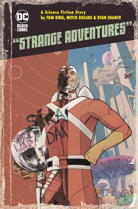 STRANGE ADVENTURES HC (MR)