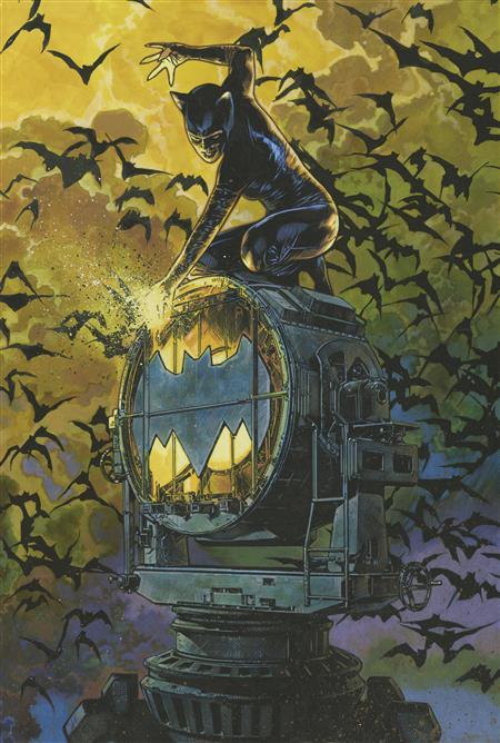 BATMAN CATWOMAN #9 (OF 12) CVR A CLAY MANN (MR)