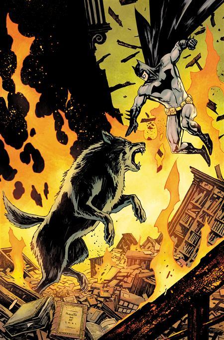 BATMAN VS BIGBY A WOLF IN GOTHAM #3 (OF 6) CVR A YANICK PAQUETTE (MR)