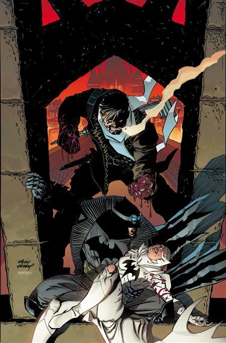 BATMAN THE DETECTIVE #6 (OF 6) CVR A ANDY KUBERT