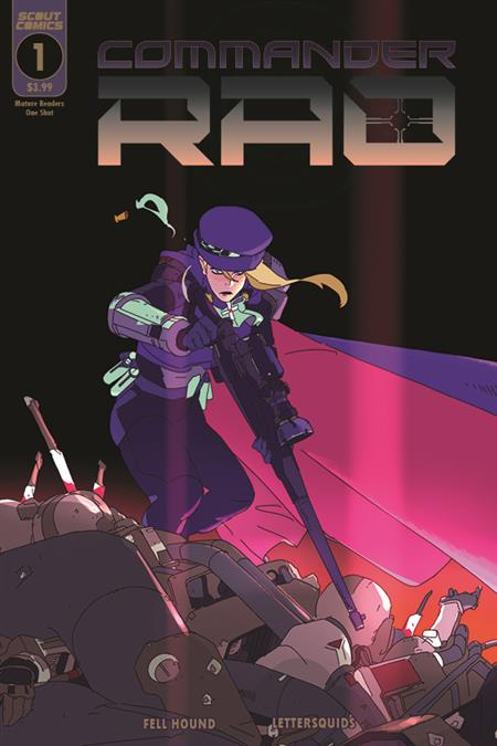 COMMANDER RAO #1 (ONE SHOT) CVR B 10 COPY COLIN TAN UNLOCK